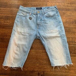 Scotch & Soda Custom Made Shorts-Dean Size 32
